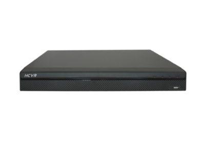 Videogravador digital HDCVI 16 CH HDCVI ou CVBS  4 CH áudio  16+8 IP